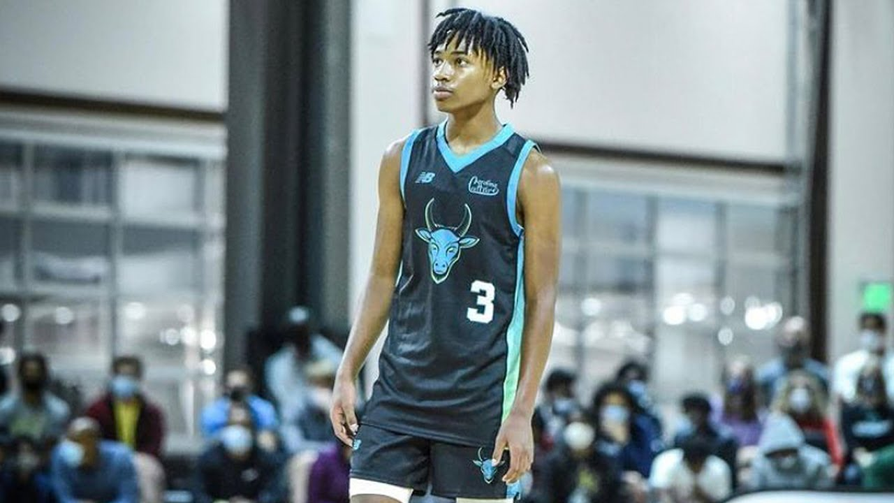 Video: First Look at 4-Star PG Robert Dillingham