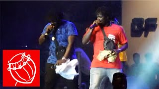 Dopenation performs 'Eish' and 'Naami' @ BF Suma Ghana Connect concert | Ghana Music