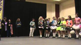 Southern Region Oireachtas 2012 Awards Ceremony - Girls U14