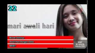 Video CHART INDONESIA (11-20 Agustus 2014) download MP3, 3GP, MP4, WEBM, AVI, FLV Oktober 2018