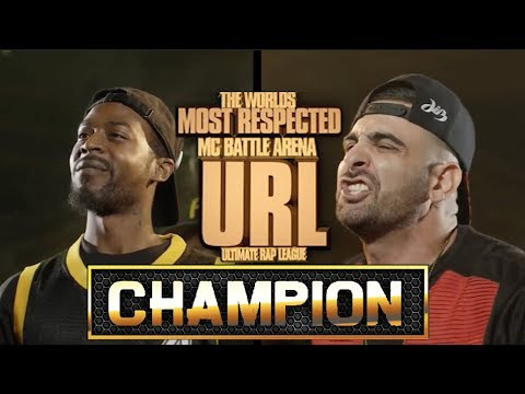 CHAMPION | TAY ROC VS DIZASTER - TRAFFIC 3 BREAKDOWN - SMACK/URL