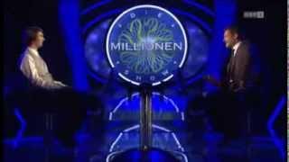 Die Millionenshow - Gewinner €1.000.000