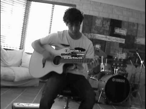 gotta be somebody nickelback (guitar cover)