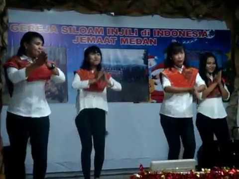 "Tortor ""Somba Ma Jahowa, Debatanta"" - ""Endehon Amen Haleluya"" Oleh Gereja Siloam Injili (GSI) Medan"
