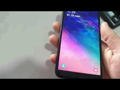 Видеообзор на Смартфон Samsung Galaxy A6 (2018) Black из Sulpak