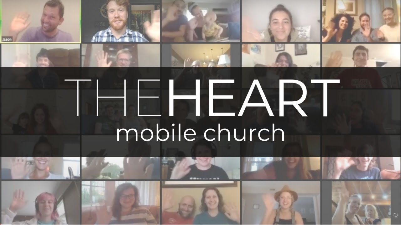 Mobile Church | 05.23.2021 | theHeart Boone