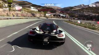 Driveclub - Koenigsegg Agera R Gameplay @ Chile [1440p HD]