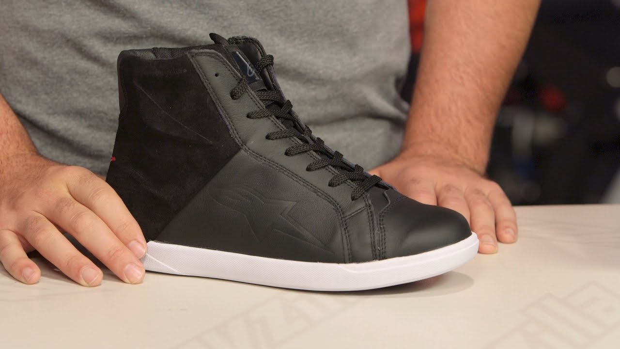 Alpinestars Jam Shoes Review at RevZilla.com - YouTube 743c93cf6f2