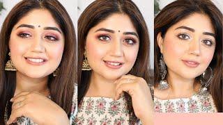 Rakhi 2020 मेकअप ट्यूटोरियल HINGLISH में | Indian Festive Makeup | corallista