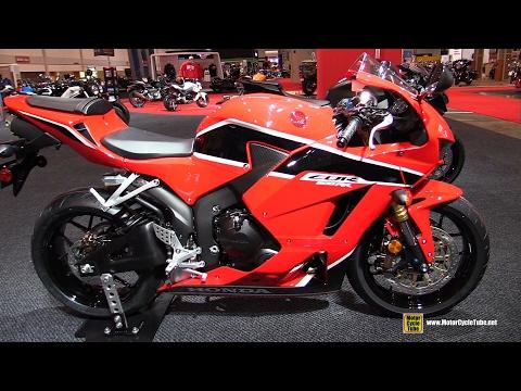 2017 Honda CBR600RR - Walkaround - 2017 Toronto Motorcycle Show