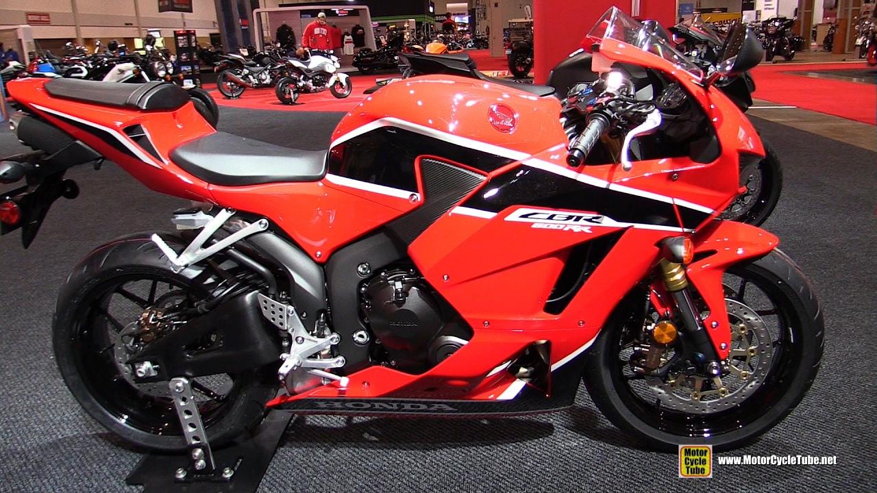 2017 Honda Cbr600rr Walkaround Toronto Motorcycle Show