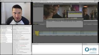 Avid Media Composer 8.6. Базовый уровень. Эпизоды занятия. Дмитрий Ларионов