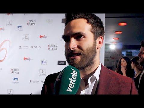Ricardo Gómez: ''Cuéntame' será ligeramente peor sin Juan Echanove'