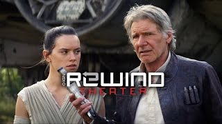 Star Wars: The Force Awakens TV Spot 2 - Rewind Theater
