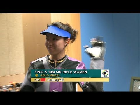 Finals 10m Air Rifle Women - ISSF World Cup Series 2011, Rifle & Pistol Stage 6, Munich (GER)