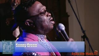 Blues Masters at the Crossroads 2014 Concert: Sonny Green