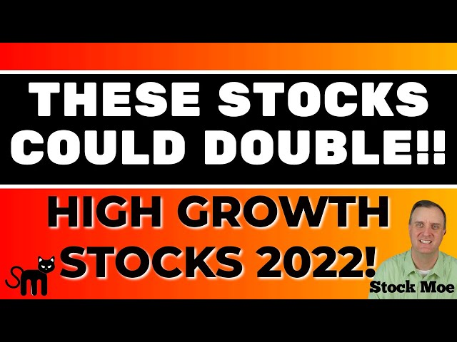 THESE MASSIVE GROWTH STOCKS SHOULD EXPLODE IN 2022 - LET'S GO!!! STOCK MOE PATREON REVIEW TESLA