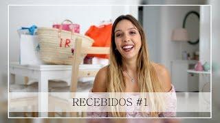RECEBIDOS #1 - 1º vídeo na casa nova thumbnail