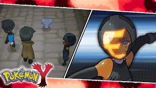 All Essentia Battles + Looker Bureau Ending | Pokemon X/Y