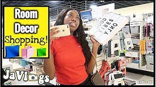 Room Decor Shopping | Family Vlogs | JaVlogs