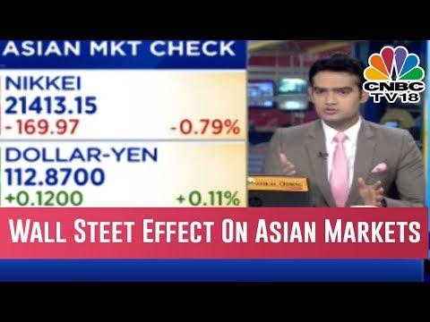 Wall Street Stock Retreat Reflects On Asian Markets | Power Breakfast