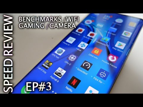 VIVO NEX 3 5G Complete Speed Test Review / Benchmarks / Gaming / Camera