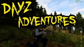 DayZ - Military AI and Bandit hunting Part 1