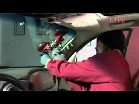 BTB Tools - Rollout 2000 Wire Windscreen Removal Tool - YouTube