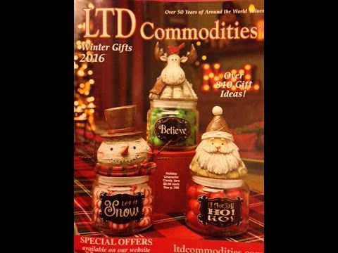 ltd commodities winter gifts