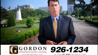 18-Wheeler Accident Lawyer Gordon McKernan | Louisiana Personal Injury Attorney : I'm Happy I Called