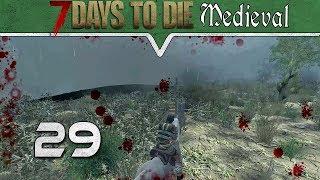 Das böse Biom im Norden ★ 7 Days to Die Deutsch Medieval Mod #29 ★ Mittelalter Mod
