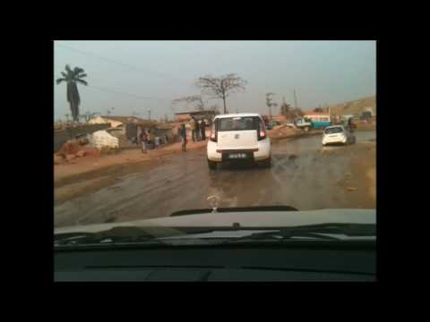Fazendo um Off Road in Luanda / Angola