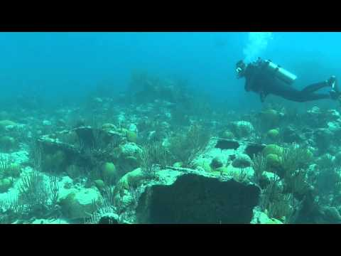 L Hermines Dive  June 12, 2014 06 Bermuda with Blue Water Diver
