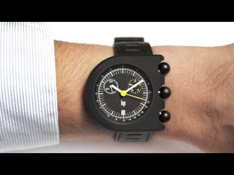 Montre Lip Mach 2000 par Roger Tallon - officielle