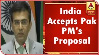 Video TOP 100: India Accepts Pak PM's Proposal For Foreign Ministers Meet | ABP News download MP3, 3GP, MP4, WEBM, AVI, FLV September 2018