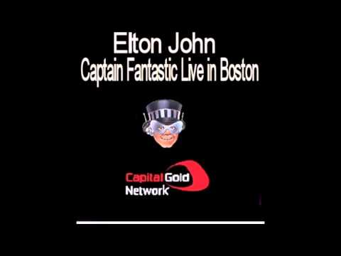 ELTON JOHN  CAPITAL GOLD BOSTON 2005
