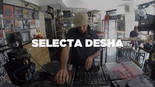 Selecta DeSha • Afro-Caribbean Selecta • Le Mellotron