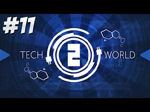 Tech World 2 - Ep.11 - Induction Furnace!