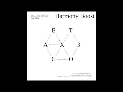 (엑소) EXO - Monster [Harmony Boost] - USE HEADPHONES! (MP3 Download)