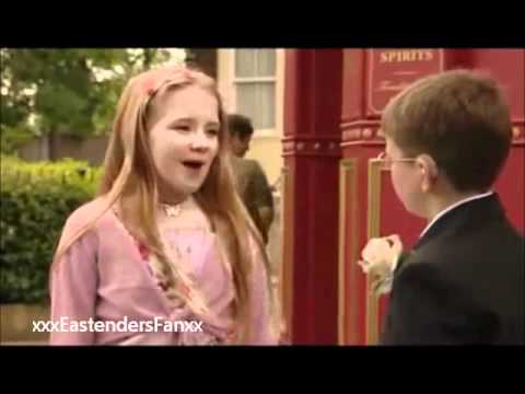 Eastenders Abi And Ben On Phill Stella S Wedding Day