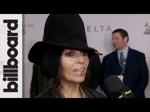 Linda Perry Talks Grammys, Working With Dolly Parton at MusiCares Person of the Year | Billboard