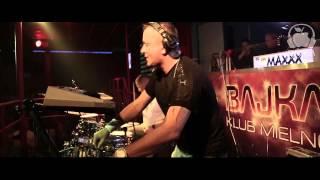 Bajka Klub Mielno - Hazel & Drum: Live Show 16.07.2014