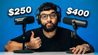 Best Microphone for Podcasting & Live Streaming (Shure MV7 vs Shure SM7B Review)