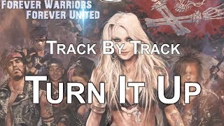 DORO - Turn It Up (OFFICIAL TRACK BY TRACK #9)
