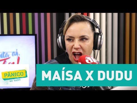Flor fala sobre Silvio Santos e Caso Maísa x Dudu Camargo | Pânico