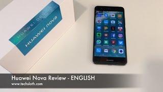 Huawei Nova Review - ENGLISH