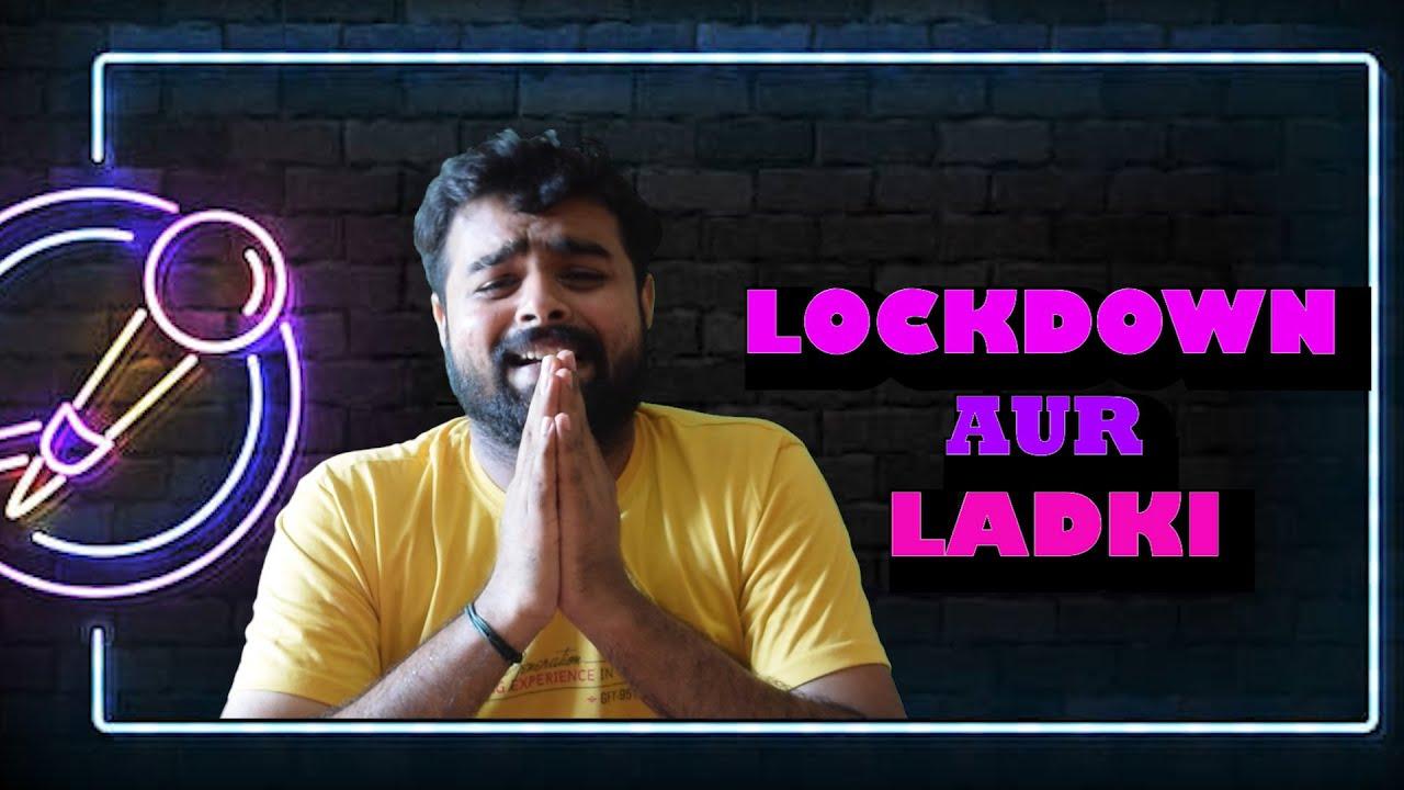 Lockdown Aur Ladki | Fake Comedy EP | Khurafati Baniya