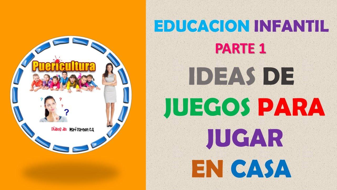 Ideas De Juegos Educativos Infantiles Para Ninos Gratis Juegos En