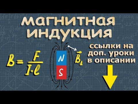 Как определить вектор магнитной индукции