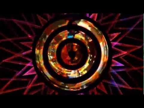 VJ Loops Animation Visuals and Projections - STAR BUBBLE DANCER 01